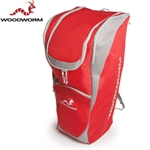 Woodworm Cricket PRO SERIES Holdall EMBROIDERED