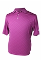 Adidas Mens ClimaCool Plaid Polo