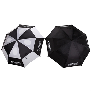 Forgan Deluxe Double Canopy Umbrella 2 Pack