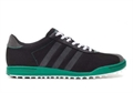 Adidas Adicross II Golf Shoes - Black/Green