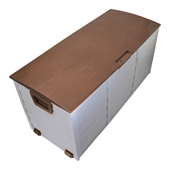 Palm Springs Outdoor Garden Storage Box