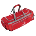 Woodworm Cricket ALPHA Wheeled Bag EMBROIDERED