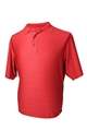 Adidas Mens ClimaCool Textured Solid Polo