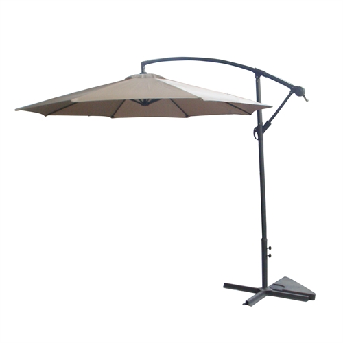 Palm Springs 3m Cantilever Patio Umbrella The Sports HQ