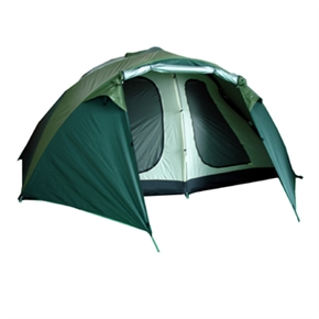 Confidence Holiday Lux 6 Man 2 room tent