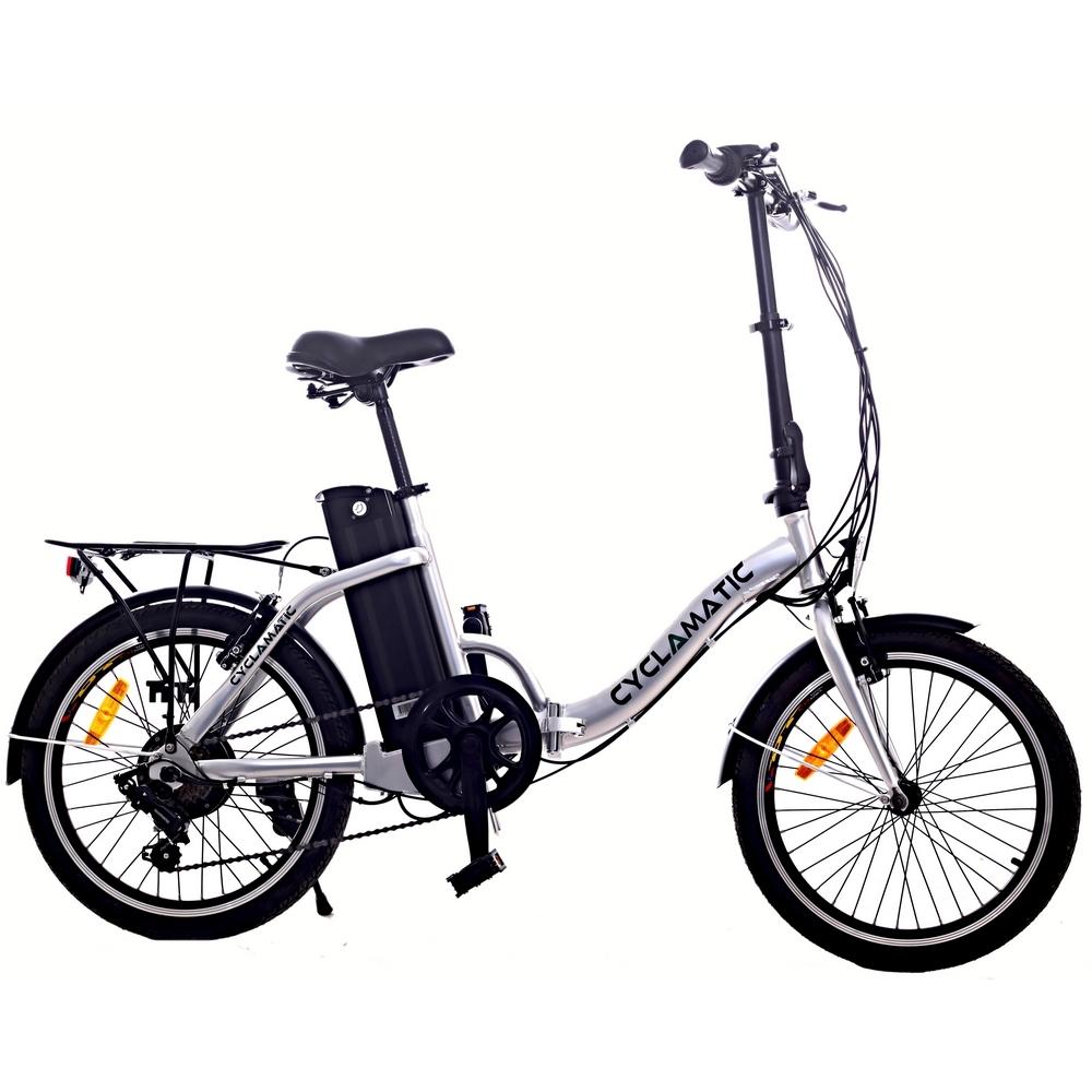 Cyclamatic Cx2 Foldaway E Bike Electric Bicycle