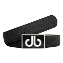 2014 Druh Player Leather Belts - Square Buckle