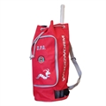 Woodworm Cricket Duffle Holdall EMBROIDERED