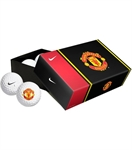 2 x 6 Nike PD8 Soft Balls - Manchester United