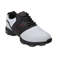 Woodworm Tour II Golf Shoes - White/Black