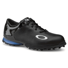 Oakley Blast WP Leather Golf Shoes - Black