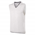 Ashworth Mens V Neck Vest