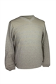 Ashworth Mens Plain V-Neck Sweater