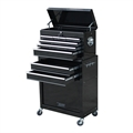 Homegear 8 Drawer Tool Box Chest & Roller Cabinet