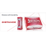 Srixon Distance Golf Balls - New - 12 Ball Pack