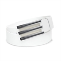 Adidas Trophy Belt - White/Chrome