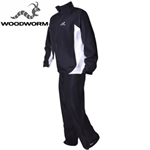 Woodworm Golf Waterproof Suit BLACK