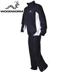 Woodworm Golf Waterproof Suit BLACK