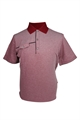 ASHWORTH MENS POCKET POLO SHIRT