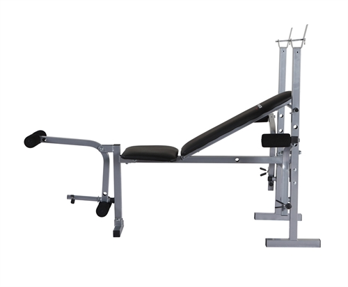Confidence fitness home gym multi use weight bench the
