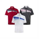 Woodworm Performance Wedge Golf Polo Shirts 3 Pack