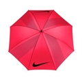 Nike 62 Windproof Umbrella V - Red/Black