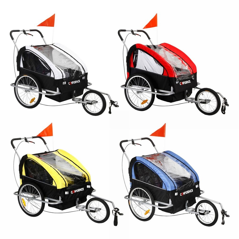 Confidence Folding Baby Stroller/Buggy/Pram-Use Whilst Jogging or ...