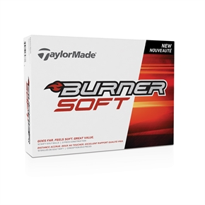 72 TaylorMade Burner Golf Soft Balls