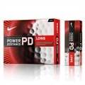 12 Nike Golf PD7 Power Distance Long Golf Balls