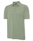 Ashworth Solid Pima Jersey Polo