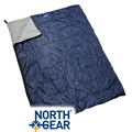 North Gear Double Sleeping Bag