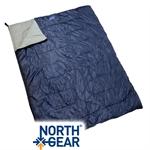 North Gear Double Sleeping Bag
