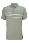 Callaway Kristoffer Polo Chest Design Dark Grey