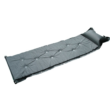 Self Inflating Camping Mattress with pillow Camping