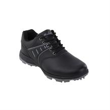 Confidence III Waterproof Golf Shoes - Black