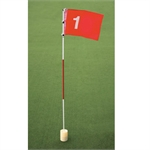 Forgan Flag Stick & Hole Set