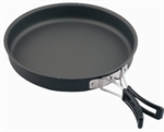 7.5 Hard Anodized Frying Pan by Camping.co.uk