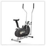 Ellipticals and Bikes