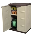 Palm Springs Lockable Compact Garden Cabinet