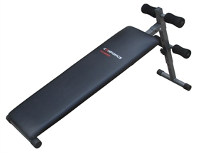 Confidence Fitness Sit Up Ab Bench