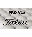 24 Titleist Pro V1x Refinished Lake Balls