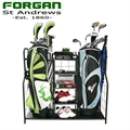 Forgan Golf Garage Tidy - Organise Your Gear!