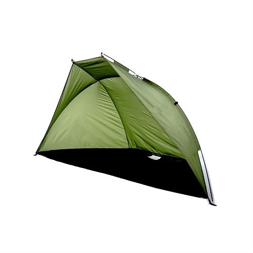 Ultra outdoor fishing shelter with bag the sports hq for Outdoor fishing