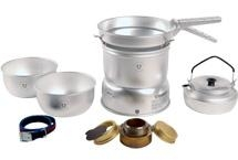 Trangia 27 Series UL Stove Set With Kettle