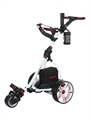 Caddymatic V1 Electric Golf Trolley White Special