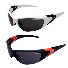 2 Pairs Woodworm Performance Sunglasses