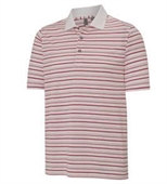 Ashworth Jersey Stripe Polo