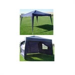 Confidence 10ft x 10ft EZ Popup Gazebo WITH SIDES
