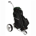 Stowamatic VOGUE Electric Golf Trolley WHITE