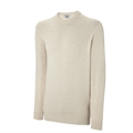 Ashworth Mens Lambswool Crew Neck Sweater